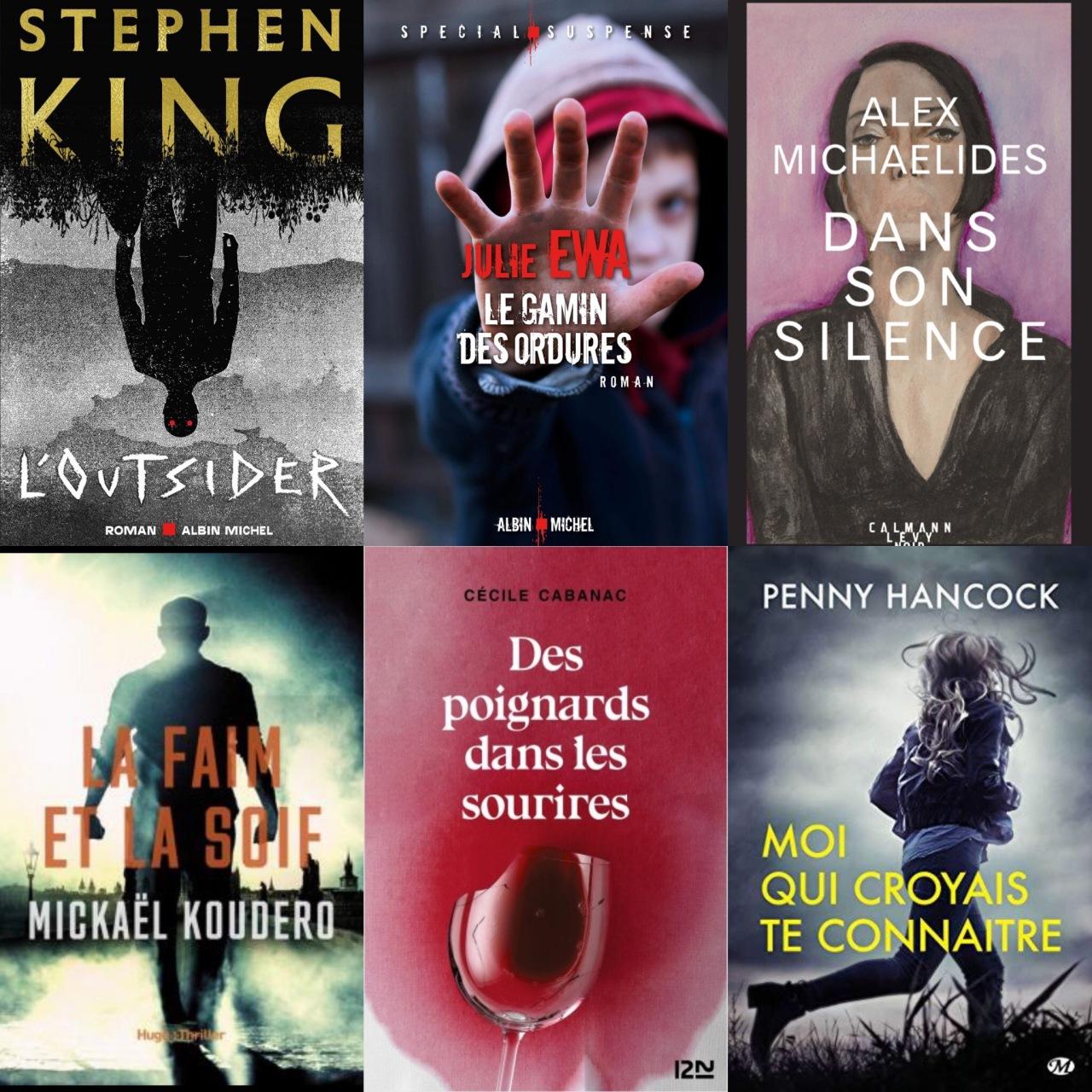 Mes Livres A Lire Pour Fin Janvier Et Fevrier 2019 Aude